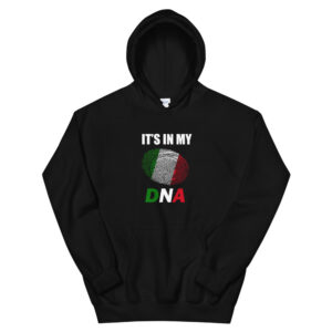 Italian DNA Unisex Hoodie