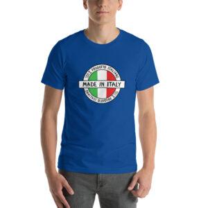 Made in Italy 100% Italiano Short-Sleeve Unisex T-Shirt